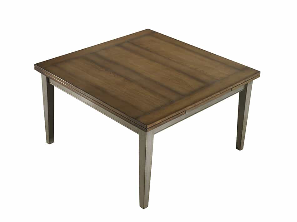 Table carr e anjou vazard for Table de sejour carree