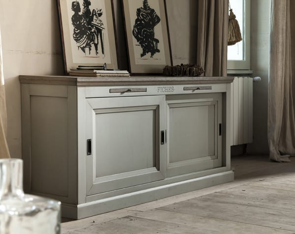 collection b rang re buffet maison de famille vazard home. Black Bedroom Furniture Sets. Home Design Ideas