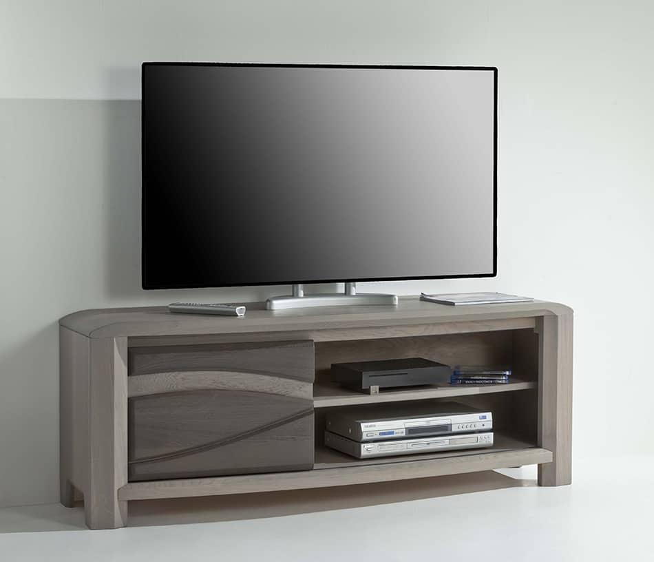 Meuble tv oceane vazard for Meuble tv porte
