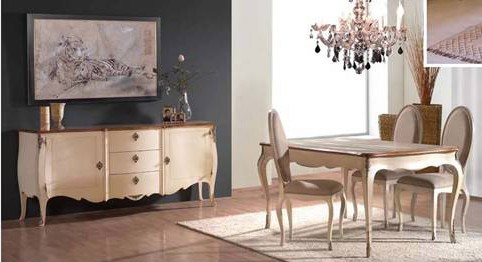 Collection Chambord Meuble Ambiance Chic Revisit