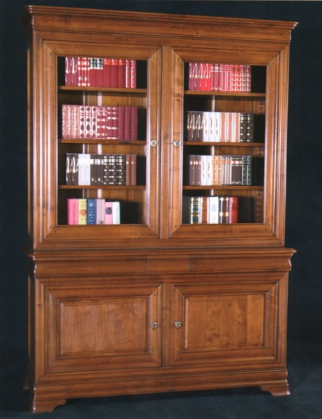 collection flaubert bibliotheque classique vazard home. Black Bedroom Furniture Sets. Home Design Ideas
