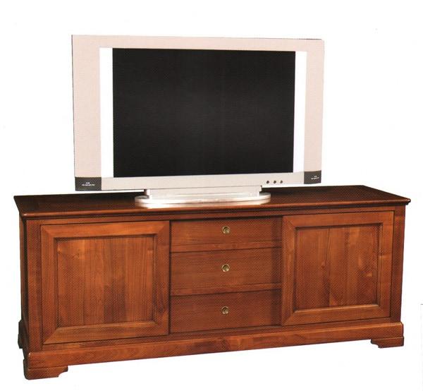 flaubert meuble television atmosphere classique meuble