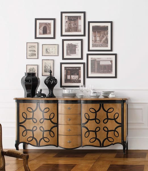 collection louis deco salle a manger classique vazard home. Black Bedroom Furniture Sets. Home Design Ideas