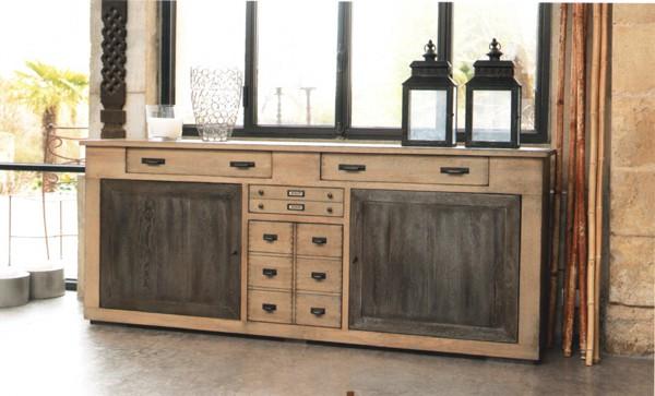 collection manufacture enfilade atelier industrielle. Black Bedroom Furniture Sets. Home Design Ideas