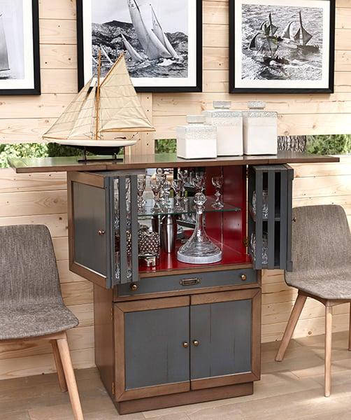 bar d gustation manhattan vazard. Black Bedroom Furniture Sets. Home Design Ideas