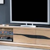 Home cin ma meubles tv vazard for Meuble tele fin
