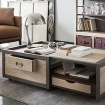 Home cin ma meubles tv vazard - Table salon originale ...