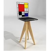 meuble de s jour vazard. Black Bedroom Furniture Sets. Home Design Ideas
