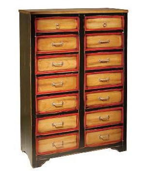 Meuble de notaire malo vazard for Bureau meuble notaire