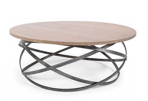table basse ronde alliance ralph m vazard. Black Bedroom Furniture Sets. Home Design Ideas