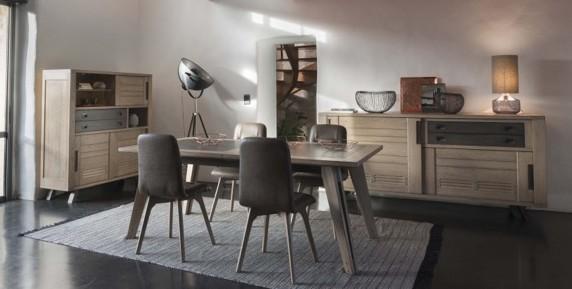Collection artisane bois ambiance atelier - industrielle | Vazard home