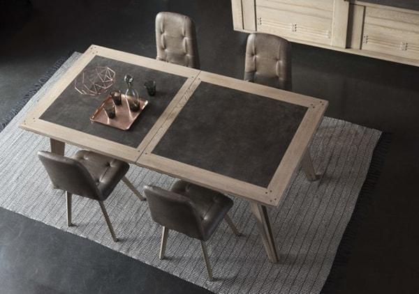 Table rectangulaire ARTISANE  Vazard