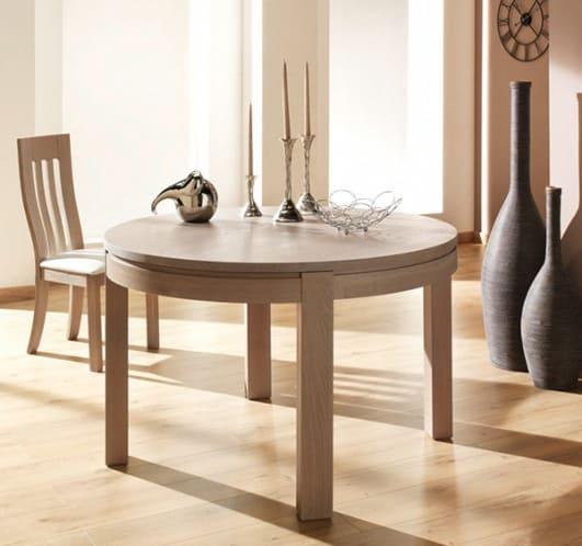 table ronde tapana vazard. Black Bedroom Furniture Sets. Home Design Ideas
