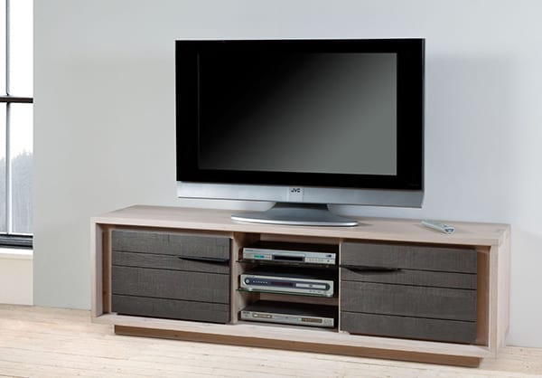Collection zen meuble ch ne naturel vazard home for Meuble zen home