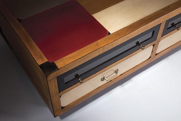 table basse loft vazard. Black Bedroom Furniture Sets. Home Design Ideas