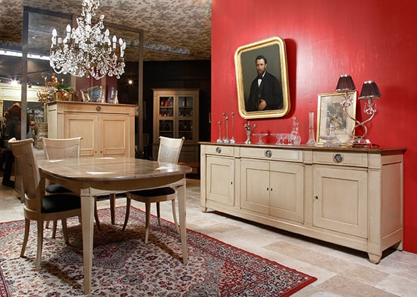 buffet opera vazard. Black Bedroom Furniture Sets. Home Design Ideas