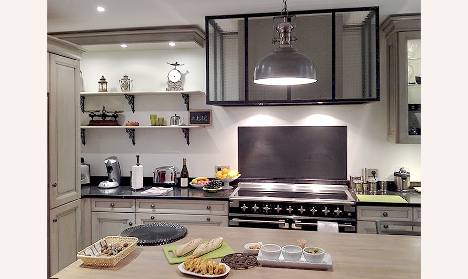 Vazard Cuisine Sur Mesure Esprit Atelier Meuble Contemporain