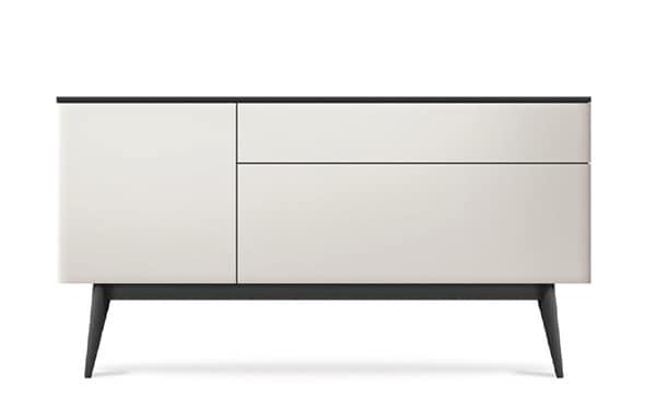ostal-buffet-trio-blanc-pied-noir-vintage - Meuble contemporain ...