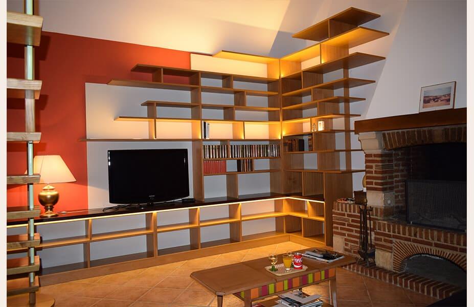 bibliotheque-home-cinema-sur-mesure-bois-chemine