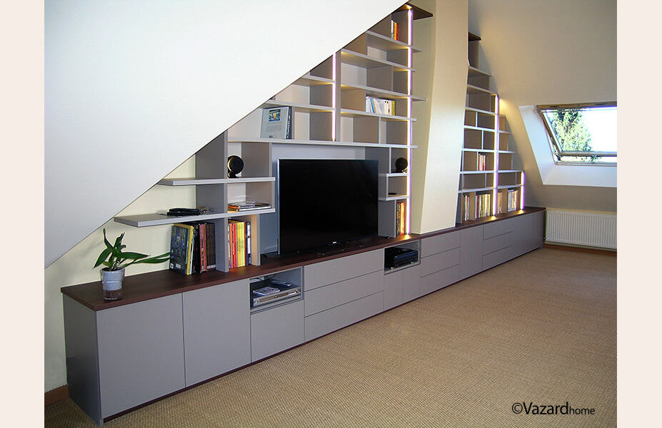 bibliotheque-home-cinema-sur-mesure