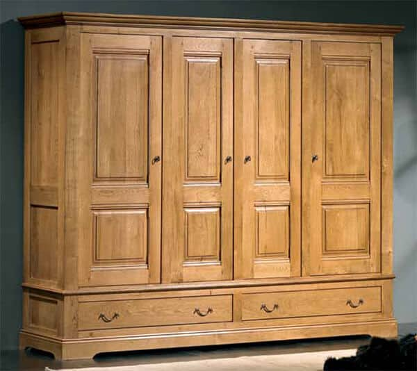 armoire cabourg vazard. Black Bedroom Furniture Sets. Home Design Ideas