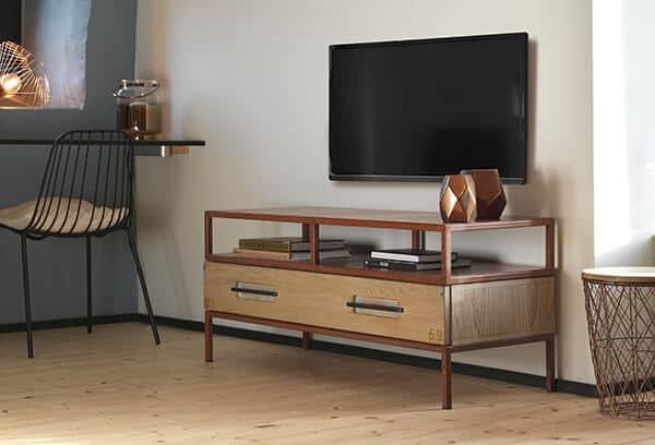 meuble tv bristol vazard. Black Bedroom Furniture Sets. Home Design Ideas