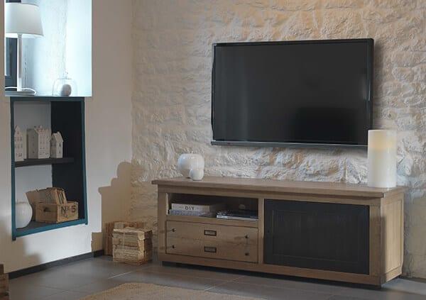 manufacture-petit-meuble-television-chene-bois-massif-esprit-atelier