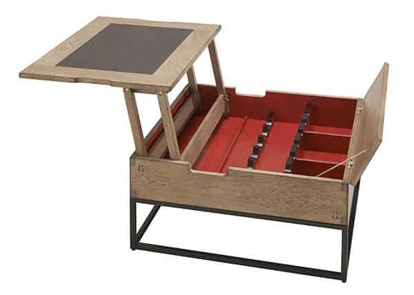 Table Basse Relevable Manufacture Vazard
