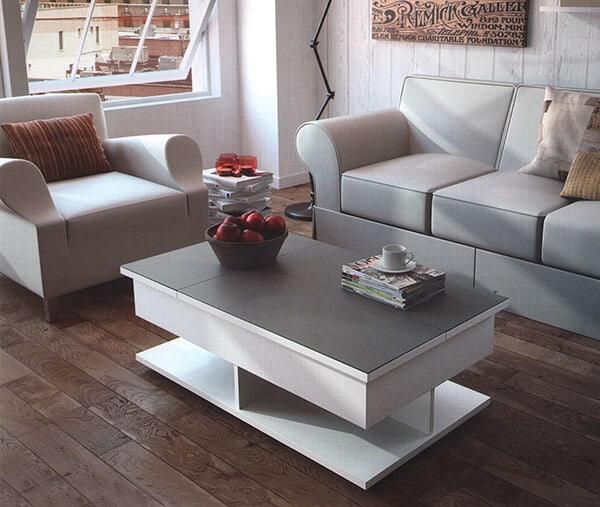 table basse 3 plateaux dinette c ramique norway vazard. Black Bedroom Furniture Sets. Home Design Ideas