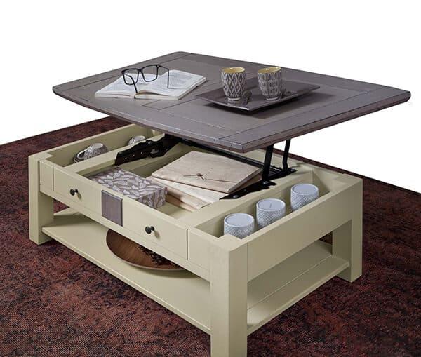 Table Basse Dinette Magellan Vazard