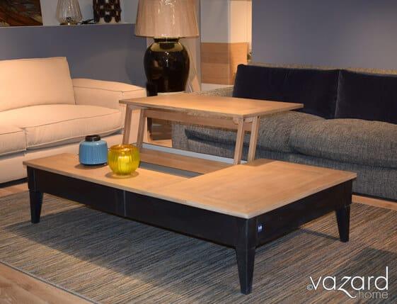 table basse r hausse diamant ralph m vazard. Black Bedroom Furniture Sets. Home Design Ideas