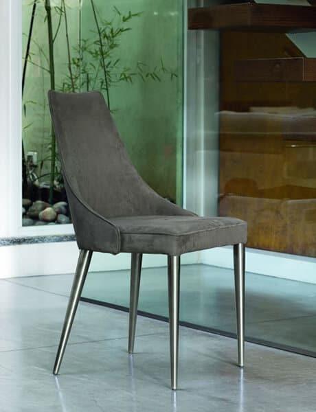 chaise-clara-tissu-gris