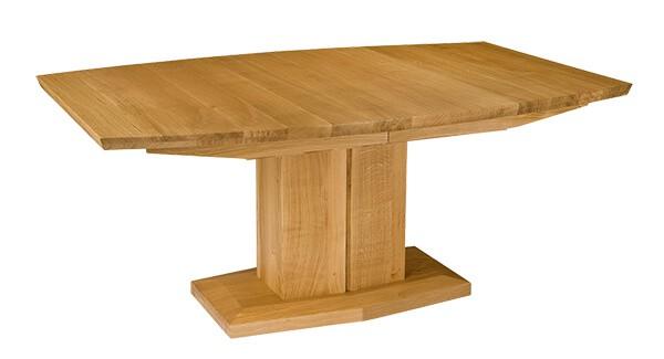 Table Tonneau Pied Central Baltique Vazard