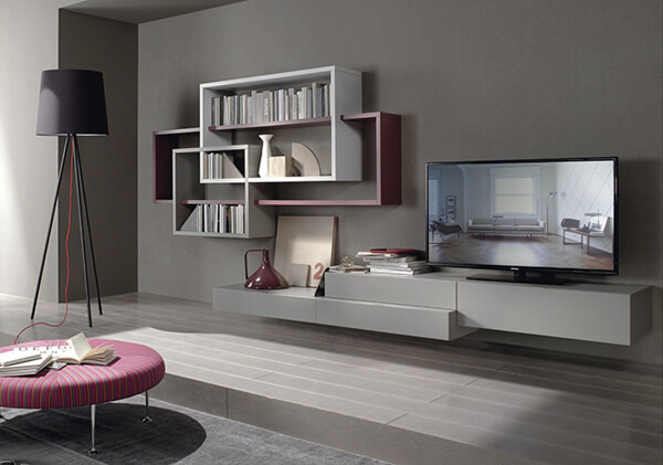 meuble-tv-suspendu-lampo-design-laque-gris-clair-bordeaux-blanche-l5c59