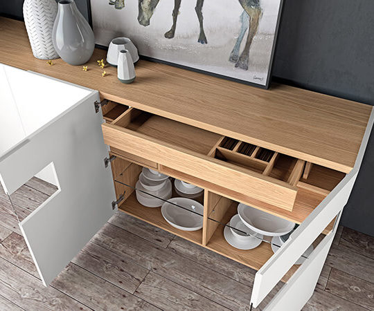 buffet design naturel rio blanc interieur
