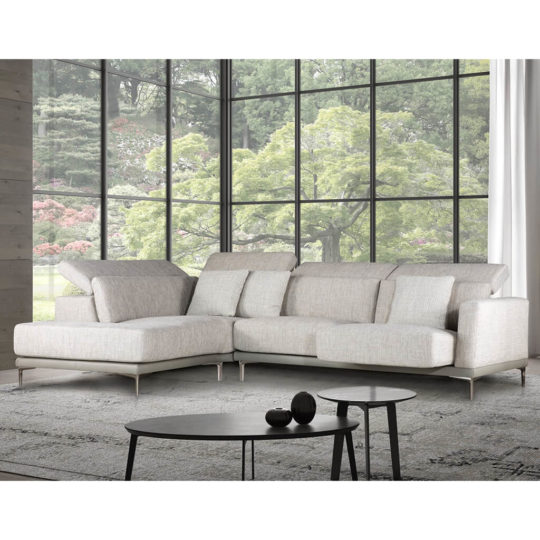 Canape Angle Design Assise Coulissanre P1 Delfos