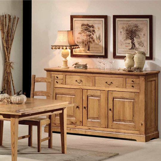 Buffet Rustique Cabourg