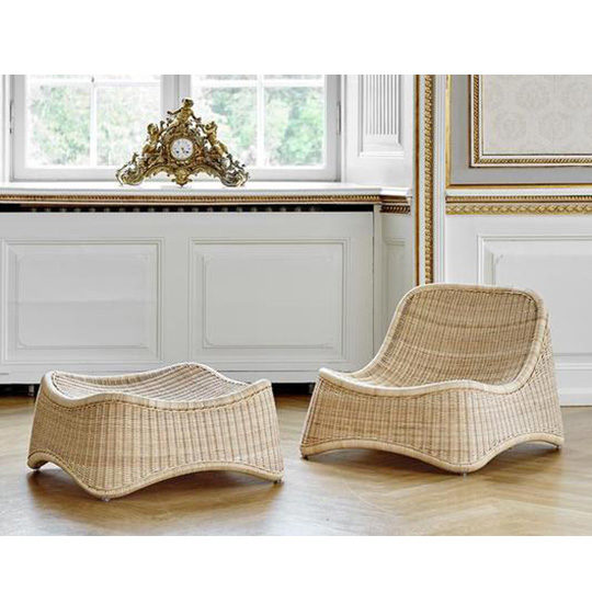 Fauteuil Rotin Chill