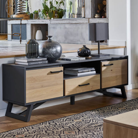 Meuble Tv Scandinave Nomade P1