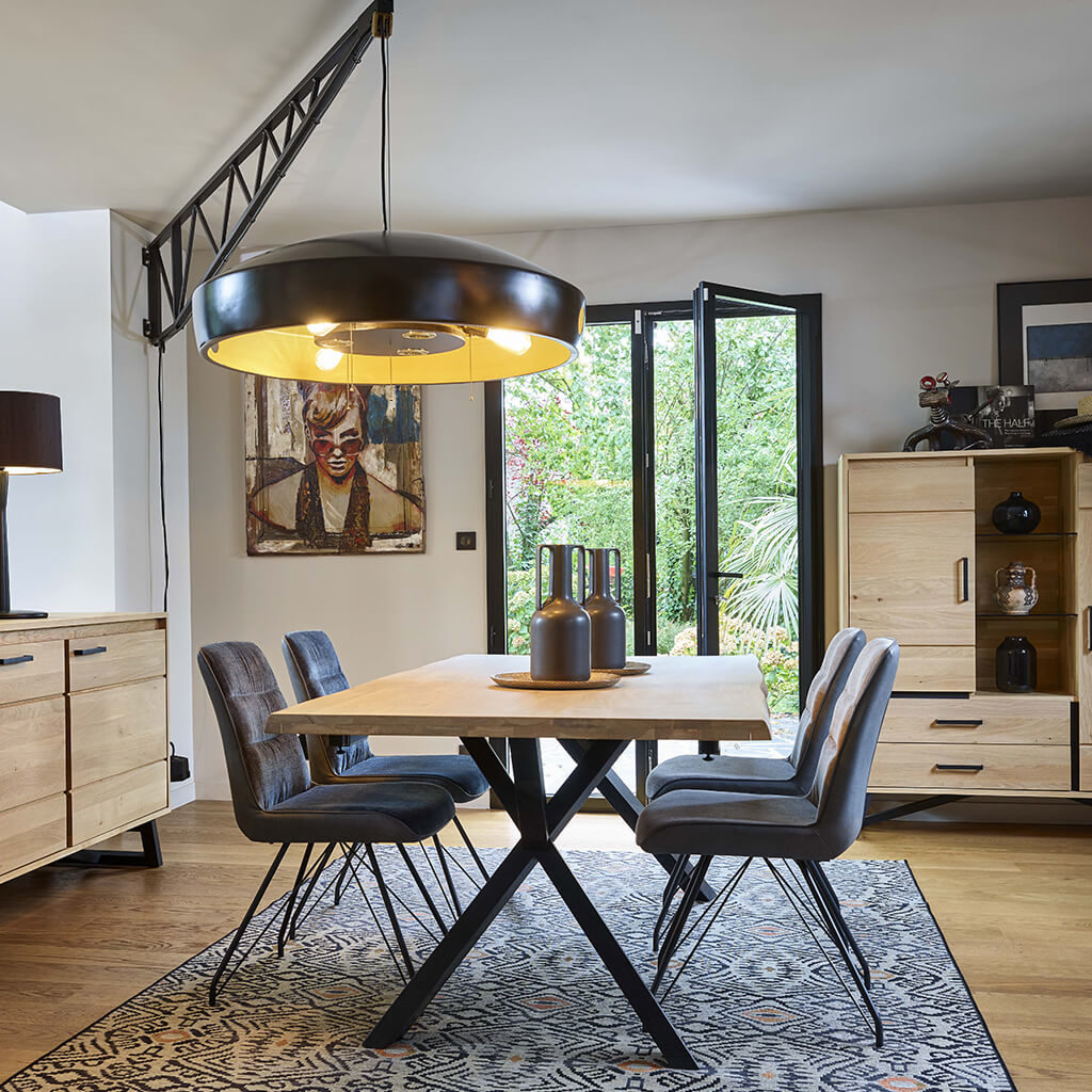Table Scandinave Nomade P1