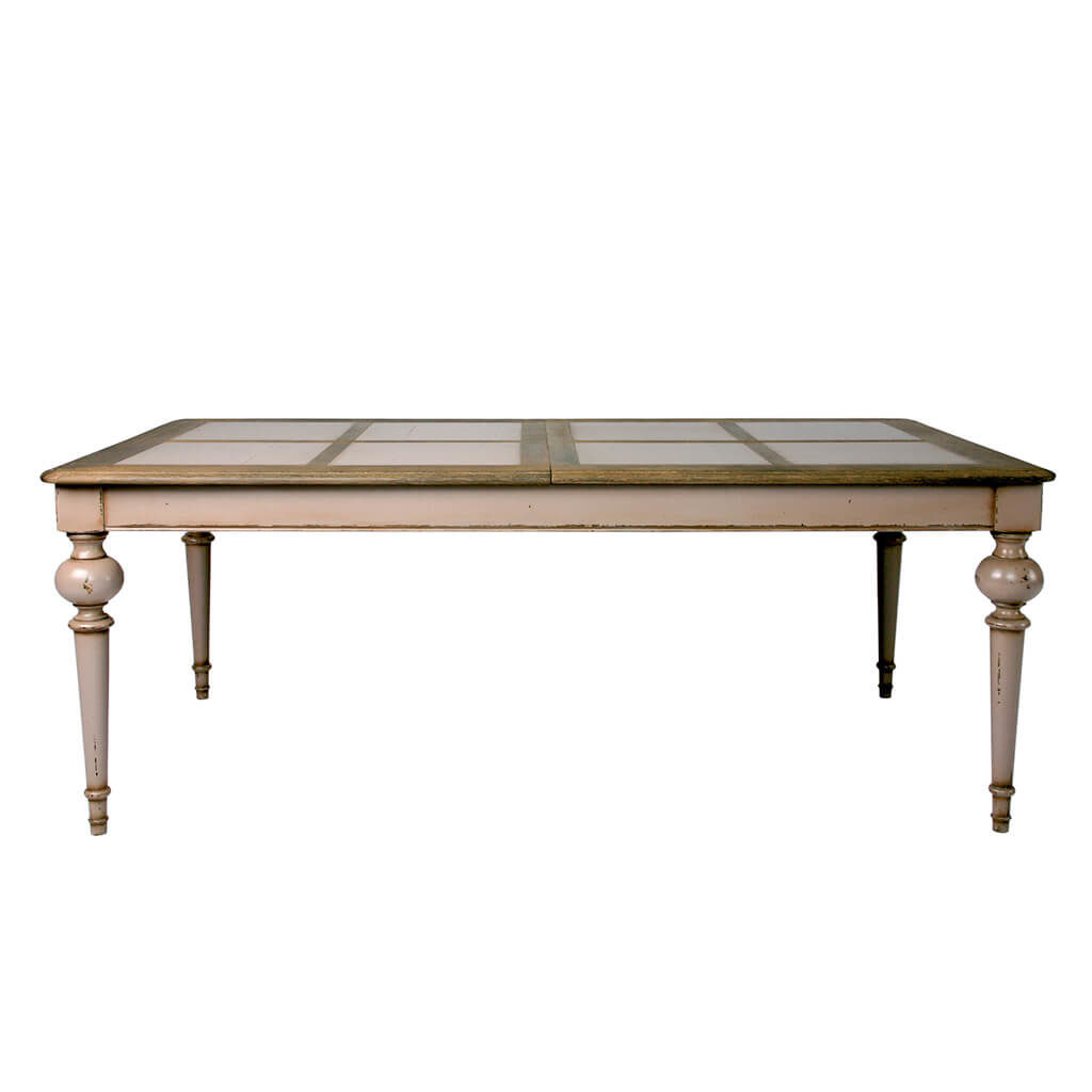 Table Esprit Campagne Chic P1 Faubourg